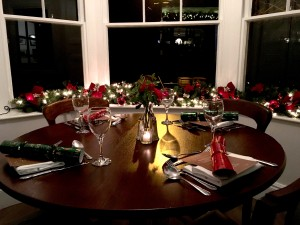 Christmas at The Moorings